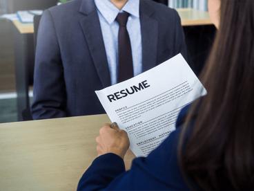 Tips for a good CV